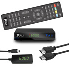 HD Sat Receiver digital Satelliten ARLI AH2 DVB-S2 HDMI Scart HDTV IPTV Youtube