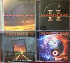 Hardline- Double Eclipse, II, Human Nature, Leaving The End Open (4 CD Lot) AOR