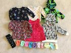 Carters Lot Of 6+ Pieces Baby Girls Clothes Size 6 12 Months