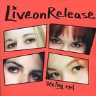 LIVEONRELEASE - Seeing Red - 2 CD - **BRAND NEW/STILL SEALED**