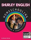 SHURLEY ENGLISH HOMESCHOOL LEVEL 5 GRAMMAR COMPOSITION TEACHERS