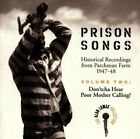 LOMAX ALAN - Prison Songs Historical Recordings From Parchman Farm 1947-48 NEW