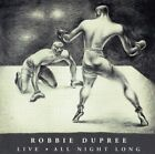DUPREE ROBBIE - Robbie Dupree Live-all Night Long - CD - Limited Edition - Mint