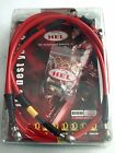 Honda CB1300 S 2003-08 Red HEL Stealth Stainless Brake lines Race set. Non ABS