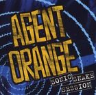 AGENT ORANGE - Sonic Snake Session - 2 CD - Original Recording Remastered - NEW