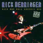 DERRINGER RICK - Rock And Roll Hoochie Koo - CD - Import - *Excellent Condition*