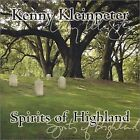 KLEINPETER KENNY - Spirits Of Highland - CD - Import - *BRAND NEW/STILL SEALED*
