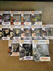 Funko Pop Overwatch Set, Box Lunch and Tracer Exclusives, Lot.