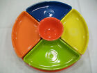 Fiestaware 6 pc Relish Entertaining set in Bright Colors-. Includes tray