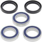 Suzuki RMZ250 2004-2006 Rear Wheel Bearings And Seals RM250Z