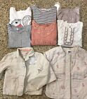 Lot Of 8 Girls Old Navy Tops  Jackets Size 3T Shirts Winter