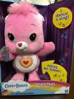 Care Bear Wiggle Hugs Wonderheart Bear NEW!!! and FREE SHIPPING!!!