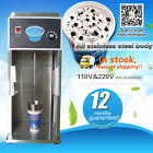7500rpm Commercial Electric Flurry Ice Cream  Mixer Machine Maker Shaker Blender