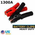Secure Fast Disconnect 21300A Battery Connector Clamp Clips Booster Cables RV