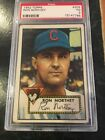1952 Topps RON NORTHEY # 204 - PSA 3 VG - Chicago Cubs