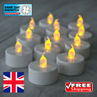 Christmas LED Candle Flickering Tea Light Battery Birthday Xmas Home Candles
