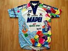 Mapei Quick Step Team UCI World CUP Cycling Jersey 1998 Size XXL  Sportful