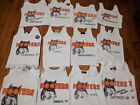 Official Hooters Uniform Tank Tops choose from different cities and sizes used