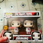 Funko POP Target Exclusive 2 PACK The Shining The Grady Twins 1 36 Chase Figures