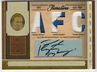 2006 National Treasures PEYTON MANNING #1 11 Autograph Triple Patch