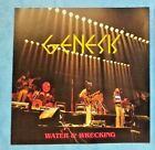 Genesis ‎– Water & Wrecking live St. Louis, 1977 rare japan highland cd