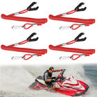 4x Jet Ski Safety Lanyard Tether Cord for Kawasaki Sea Doo Yamaha Waverunner PWC