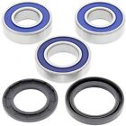 Kawasaki ZX6R Ninja ZX600 1998-2012 Rear Wheel Bearings And Seals Kit