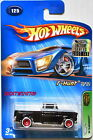 HOT WHEELS 2005 TREASURE HUNT 56 FLASHSIDER 125 FACTORY SEALED W+
