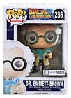 October 2015 Time Travel Exclusive Funko Pop #236 Back To The Future Dr....