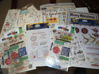 LOT Rub Ons  Stickers  SCRAPBOOK  Crafts  Cards  NEW