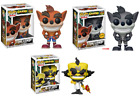 Funko POP! Games: CRASH BANDICOOT #273 CHASE EDITION IN STOCK NOW