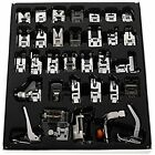 Payong Professional Domestic 32pcs Sewing Machine Presser Feet Set For Brother,