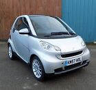 2007 57 SMART FORTWO 10 PASSION 71 AUTO VERY GOOD CONDITION LONG MOT