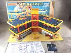 1978 Lesney Matchbox Super Garage 90 Complete With Box And Instructions READ
