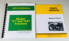 SERVICE MANUAL SET FOR JOHN DEERE LA TRACTOR REPAIR PARTS CATALOG TECHNICAL