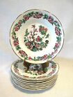 Butter or Dessert Plates Made in England Gold Trim