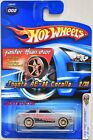 HOT WHEELS 2006 FTE FIRST EDITIONS TOYOTA AE 86 COROLLA GREY W+