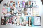 Lot of 38 Vintage Tole Books  Magazines Decorative Painting Folk Art Tole World