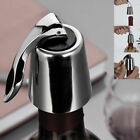 Vacuum Cap Plug Bottle Stopper Stainless Steel Red Wine Reusable Sealed New