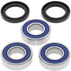 Suzuki RM250 1996-1999 Rear Wheel Bearings And Seals RM 250