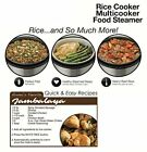 Aroma Houseware ARC-914SBD 8-Cup Digital Cool-Touch Rice Cooker and Food Steamer