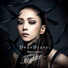 New Amuro Namie Dear Diary Fighter Type A CD DVD Japan AVCN-99039 4988064990399