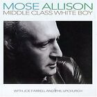 MOSE ALLISON - Middle Class White Boy - CD - **BRAND NEW/STILL SEALED** - RARE