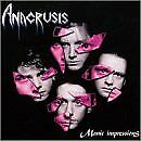 ANACRUSIS - Manic Impressions - CD - **Mint Condition**