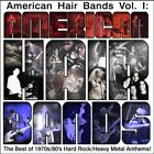AMERICAN HAIR BANDS 1 - V/A - CD - IMPORT - **EXCELLENT CONDITION** - RARE