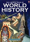 USBORNE BOOK OF WORLD HISTORY USBORNE MINIATURE EDITIONS By Patricia Vanags NEW