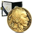 2006 W 1 oz Proof Gold Buffalo 50 Coin w Box  COA