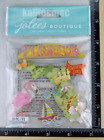 New Pack Jolees FLORIDA Boutique Stickers VACATION FLAMINGO SUNSHINE STATE