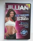 Jillian Michaels Extreme Shed and Shred DVD 2011 exercise