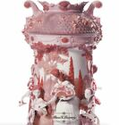 Lladro 7032 LADIES IN THE GARDEN VASE-RED (RE-DECO) 01007032 Limited Edition NEW